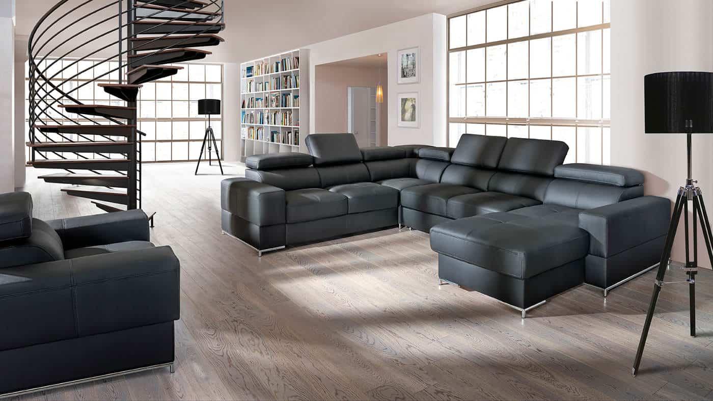 BASTION u-sofa