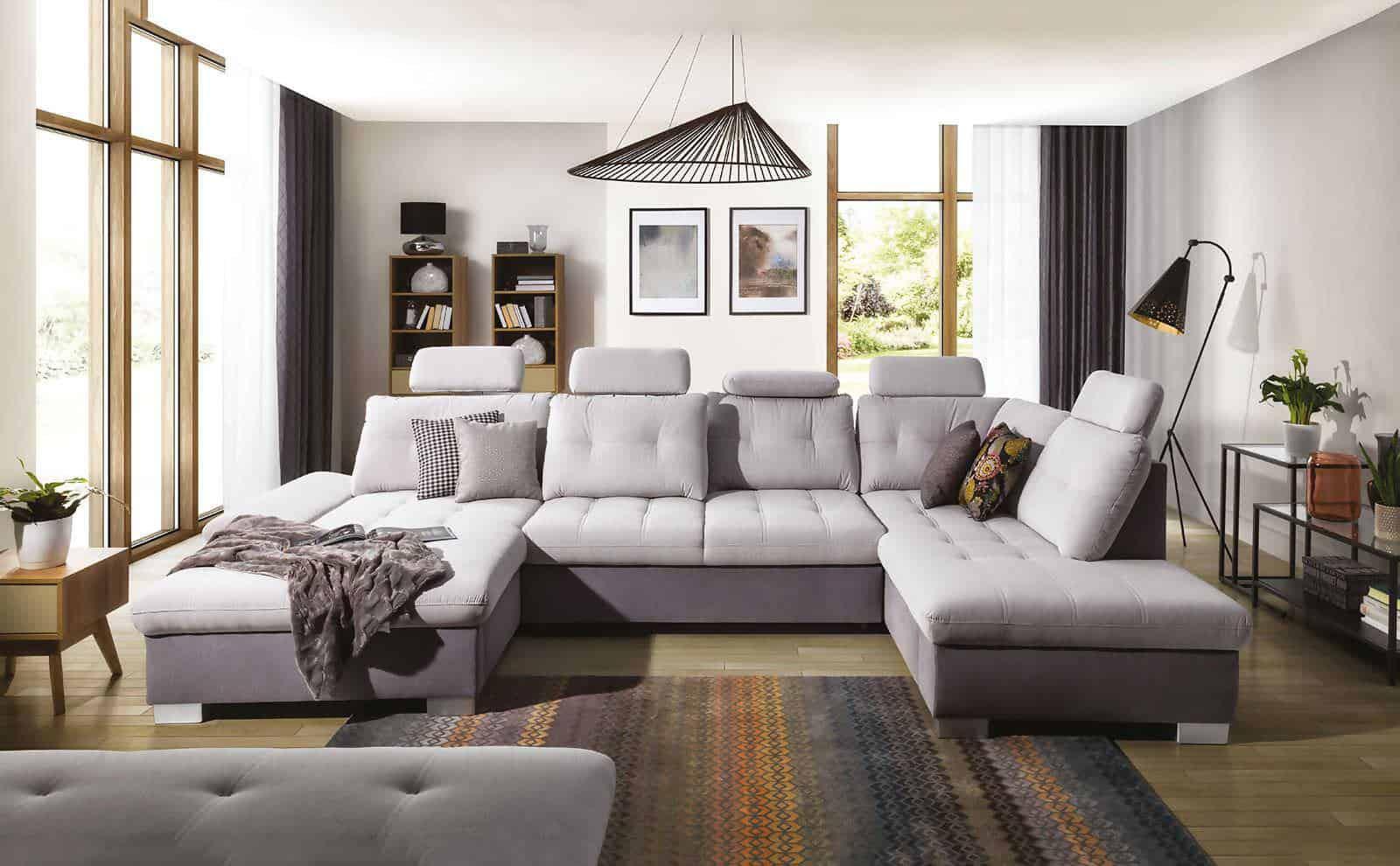 CENTURION u-sofa