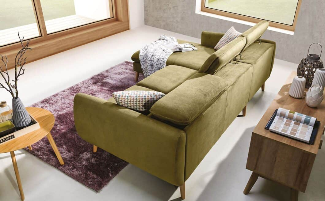 Crescendo chaiselong sofa set bagfra