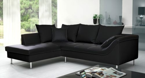 Delta mini chaiselong sofa set frofra
