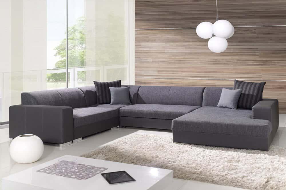 DES u-sofa