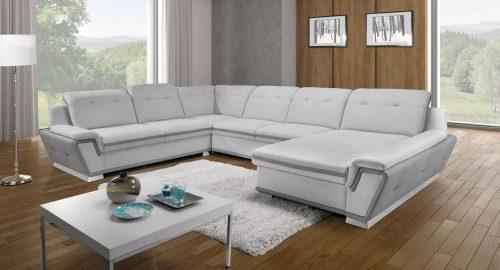 Galactic u-sofa set forfra