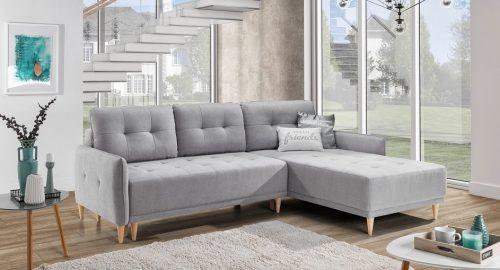 Malmø sofa med chaiselong set forfra