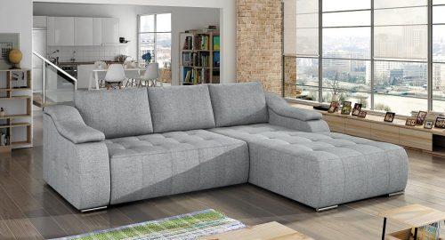 Mondi sofa med chaiselong set forfra