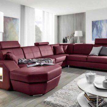 NAPOLI u-sofa Image