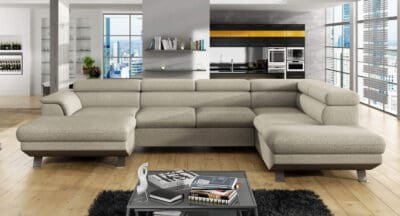 PHOENIX u-sofa