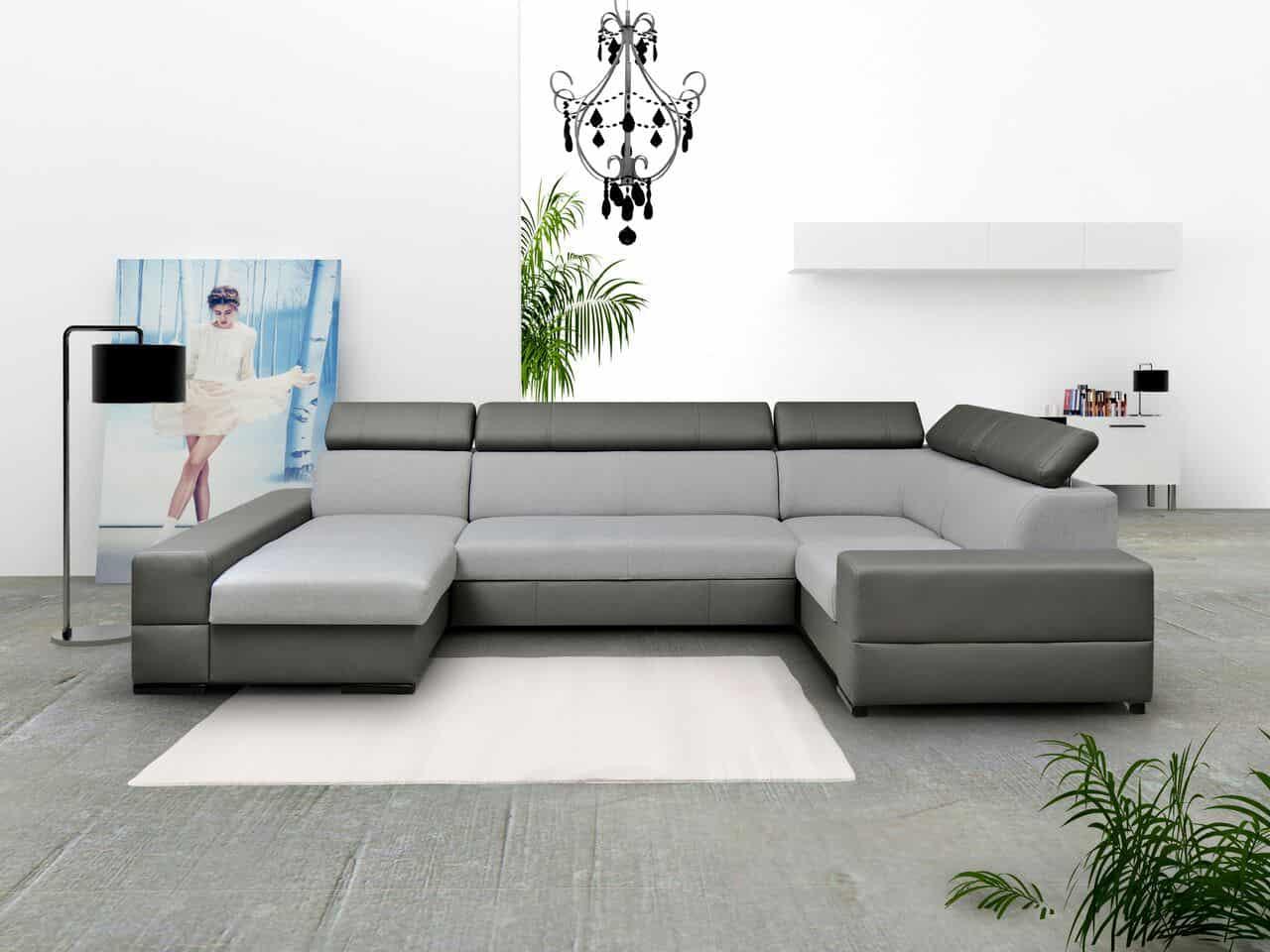 TORONTO u-sofa