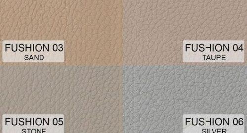 PU-læder fushion katalog set fofra