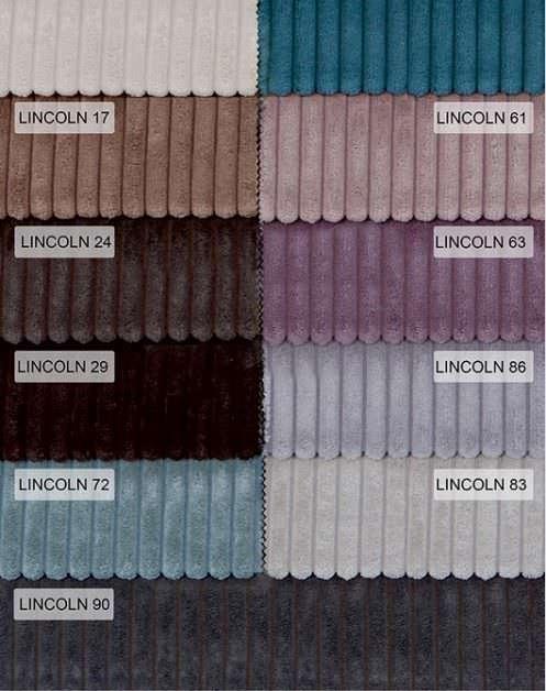 Lincoln stofprøver
