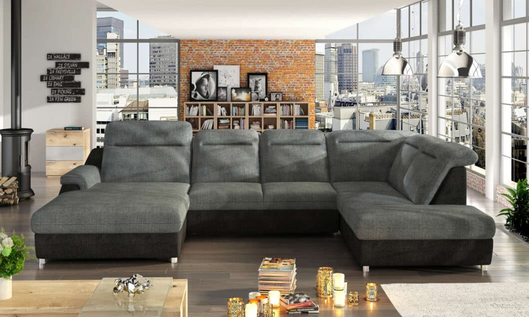 MONERO u-sofa