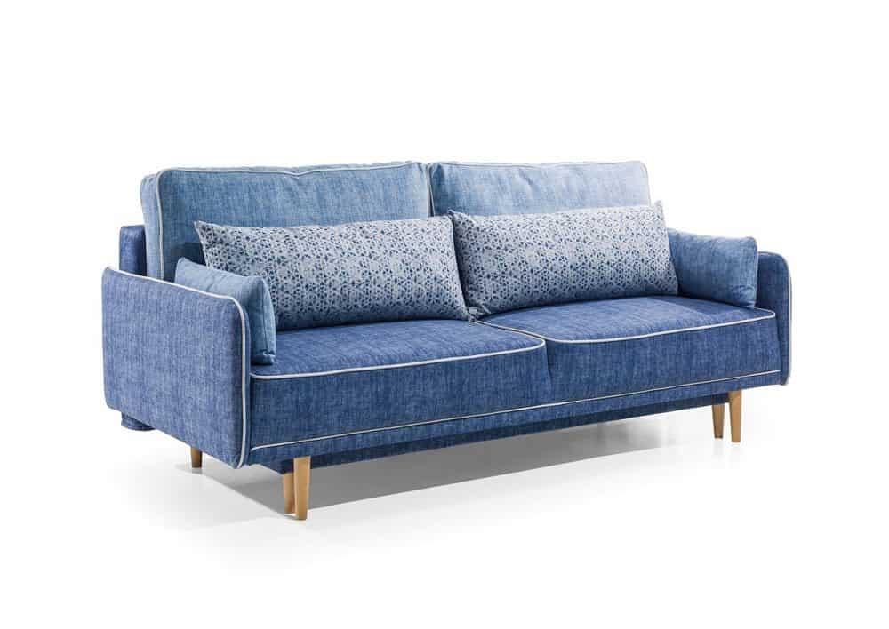 Sinio 3 personers sofa set forfra