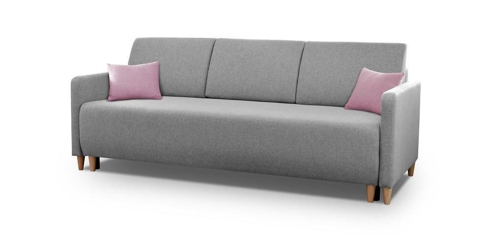 Inspire 3 personers sofa set forfra