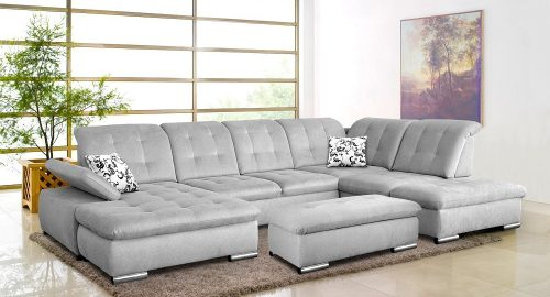 Certina u sofa set forfra