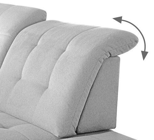 Certina u sofa vist zoom på nakkestøtter