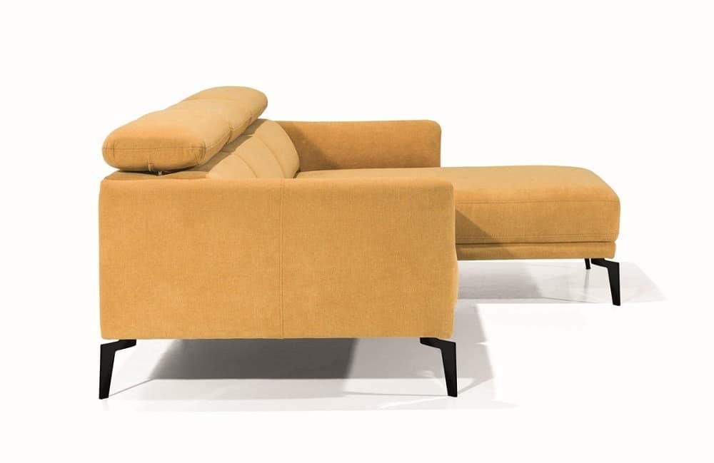 Siena chaiselong sofa set frs venstre side