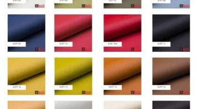 Farver af PU-læder