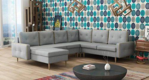 Sofia u sofa set forfra