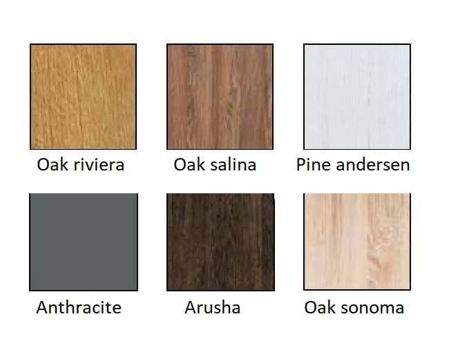 Træfarver