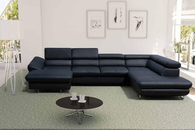 Picture of: Flow Hjornesofa Med Chaiselong I Moderne Stil
